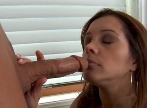 Sumptuous superstar Francesca Le gives..