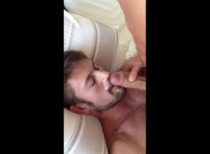 35 yo queer guy getting facehole..