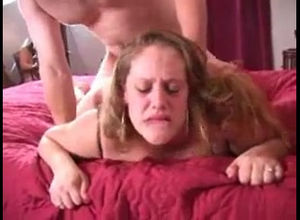 Slutwife harshly drilling husband's..