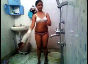 Splendid Indian Student naked in..