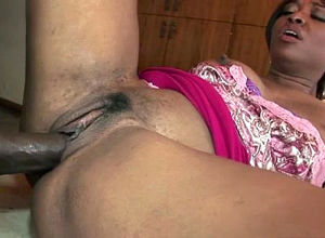 Ultra-kinky step-brother pummel black..